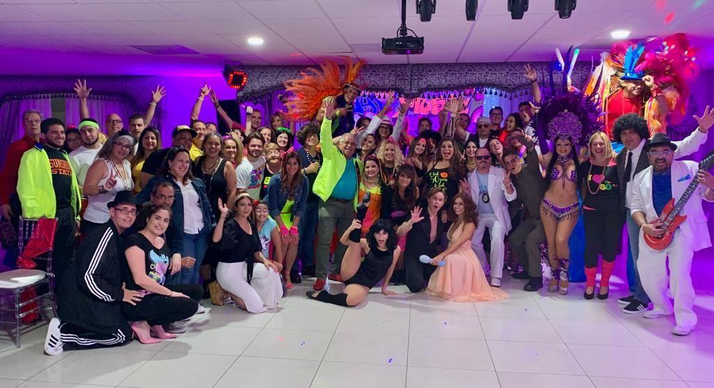 The 80's Hora Loca